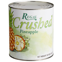 Regal Foods Crushed Pineapple - #10 Can