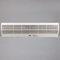 Curtron AP-2-42-1-PC Air-Pro 42 inch Air-Pro White Powder Coated Air Curtain - 120V