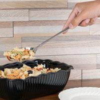 Regency Flatware Stainless Steel 11 1/4 inch Serving Spoon