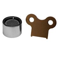 T&S B-0199-06 Vandal Resistant Aerator for Swing Nozzles and 131X / 133X Goosenecks
