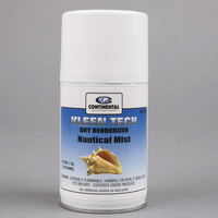Continental 1182 Nautical Mist Aerosol Air Freshener Refill