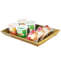 Cal-Mil 1290TRAY Bamboo Tray - 18 inch x 12 inch x 3 inch