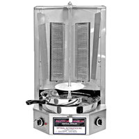 Optimal Automatics G-200 Autodoner Liquid Propane 25 lb. Vertical Broiler