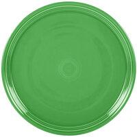 Homer Laughlin 505324 Fiesta Shamrock 15 inch China Pizza / Baking Tray   - 4/Case