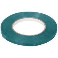 Shurtape General Purpose Green Poly Bag Sealer Tape 3/8 inch x 180 Yards (9mm x 165m)