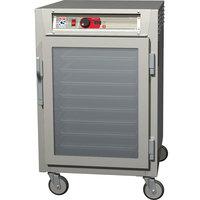 Metro C585-SFC-U C5 8 Series Reach-In Heated Holding Cabinet - Clear Door