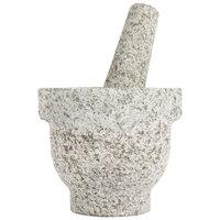 3 inch Granite Mortar and Pestle Set