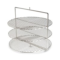 Nemco 66790-1 Three Tier Rack System for 6451 Pizza and Hot Food Merchandiser