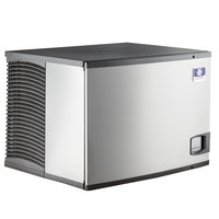 Manitowoc IY-0606W Indigo Series 30 inch Water Cooled Half Size Cube Ice Machine - 700 lb.