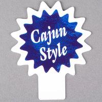 Deli Tag Topper - CAJUN STYLE - Ocean Blue