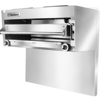 Garland GIR48 Natural Gas Range-Mount Infra-Red Salamander Broiler for G48 Series Ranges - 40,000 BTU