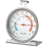 Taylor 5924 3 inch Dial Refrigerator / Freezer Thermometer