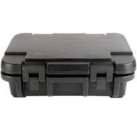 Cambro UPC140110 Black Camcarrier Ultra Pan Carrier - Top Load for 12 inch x 20 inch Food Pan