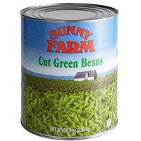 Cut Green Beans   - 6/Case
