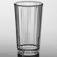 Carlisle 4363507 Lafayette 10 oz. Clear Plastic Tumbler - 36/Case