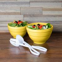 Homer Laughlin 867320 Fiesta Sunflower 2-Piece Prep Baking Bowl Set - 2/Case