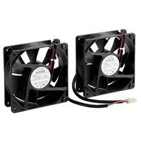 Avantco 17816407 Axial Condenser Fan Set for UBB Series - 12V, 8W