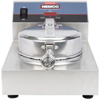 Nemco 7030A Waffle Cone Maker - Single Grid, 120V