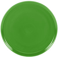 Homer Laughlin 575324 Fiesta Shamrock 12 inch China Pizza / Baking Tray - 4/Case
