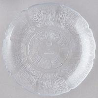 Carlisle 695407 Petal Mist 7 11/16 inch Clear Polycarbonate Plate