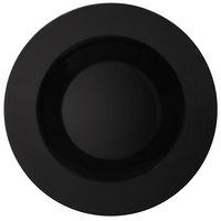 GET B-2412-BK 24 oz. Black Elegance Black Bowl - 12/Case