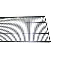 True 959249 Chrome Wire Shelf with Shelf Clips - 44 inch x 16 3/4 inch
