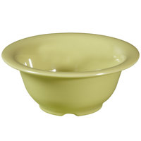 GET B-105-AV Avocado Diamond Harvest 10 oz. Bowl - 48/Case