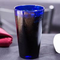 Libbey 171B Cobalt 17.25 oz. Cooler Glass - 12/Case