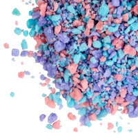 Dutch Treat Cotton Candy Crunch Ice Cream Topping - 10 lb.