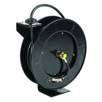 Equip by T&S 5HR-242-09 Hose Reel with 50' Hose and Water Gun