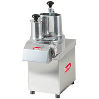 Berkel M3000-10 Continuous Feed Food Processor with Wiper Blade Ejection System - 3/4 hp