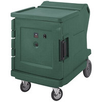 Cambro CMBHC1826LF192 Granite Green Camtherm Electric Food Holding Cabinet Low Profile - Hot / Cold