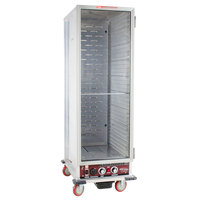 Winholt NHPL-1836 Heater / Proofer Mobile Cabinet Clear Door - 120V