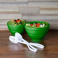 Homer Laughlin 867324 Fiesta Shamrock 2-Piece Prep Baking Bowl Set - 2/Case