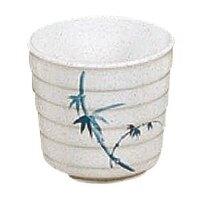 Blue Bamboo Melamine 11 oz. Tea Cup – 3 1/2 inch 12 / Pack