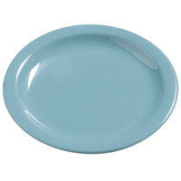 Carlisle 4385663 Turquoise Dayton 5 5/8 inch Melamine Bread & Butter Plate - 48/Case