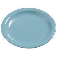 Carlisle 4385663 Turquoise Dayton 5 5/8 inch Melamine Bread & Butter Plate - 48/Case