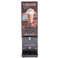 Cecilware GB2CP Cappuccino Dispenser with 2 Hoppers - 120V