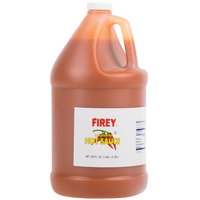 Firey 1 Gallon Louisiana Style Hot Sauce - 4/Case