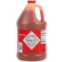 TABASCO® 1 Gallon Original Hot Sauce - 4/Case