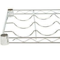 Regency 14 inch x 24 inch Wire Wine Shelf