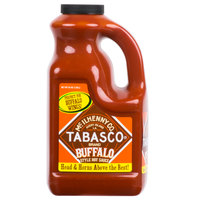 TABASCO® 64 oz. Buffalo Style Hot Sauce - 2/Case