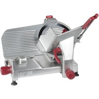 Berkel 827A-PLUS 12 inch Manual Gravity Feed Meat Slicer - 1/2 hp