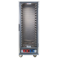 Metro C519-CFC-L C5 1 Series Non-Insulated Heated Proofing and Holding Cabinet - Clear Door