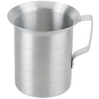 2 Qt. Aluminum Measuring Cup