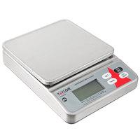 Taylor TE10SSW 10 lb. Waterproof Digital Portion Control Scale