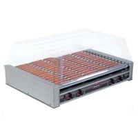 Nemco 8075 Hot Dog Roller Grill - 75 Hot Dog Capacity (120V)