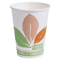 Dart Solo 412PLN-J7234 Bare Eco-Forward 12 oz. Paper Hot Cup - 50 / Pack