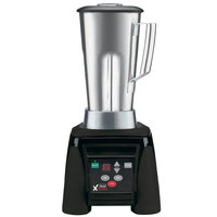 Waring MX1100XTS Xtreme 3 1/2 hp Commercial Blender with Electronic Keypad and 64 oz. Stainless Steel and Copolyester Containers