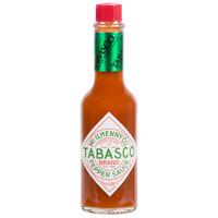 TABASCO® 5 oz. Original Hot Sauce - 12/Case